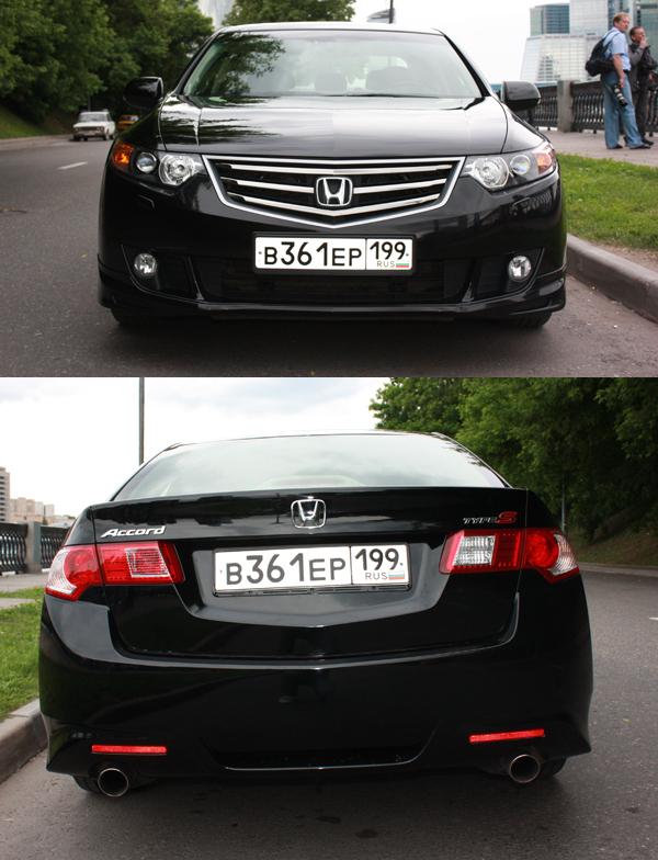 Хонда аккорд 2009 фото