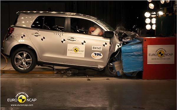 Toyota Urban Cruiser: полный провал