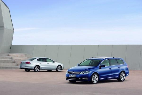 Volkswagen Passat нового поколения презентация в России (ФОТО)