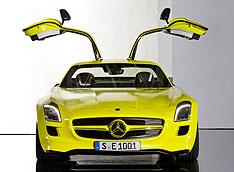 Электро-Mercedes