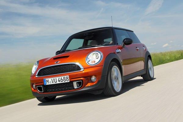 Road Tax On Mini Cooper Diesel.