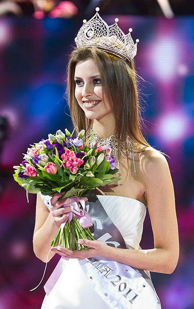 Mercedes поддержал самых красивых девушек России