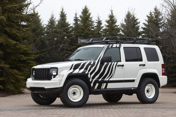 Jeep поражает спецверсиями. Jeep7
