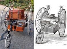 Старейший электромобиль показали в Альтлюссхайме