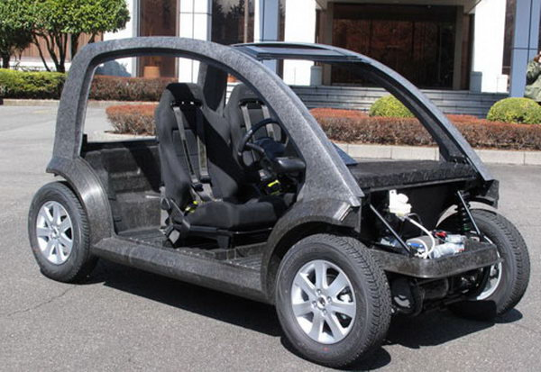 Малой автомобиль своими руками