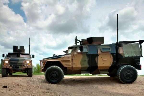 """Новый """"Хаммер"""" для американской армии"""
