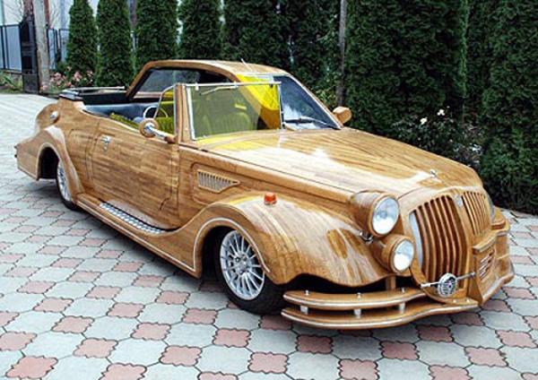 Как сделать красивее автомобиль