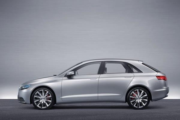 В Audi одобрили семиместный минивэн