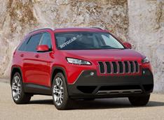 FIAT-Chrysler покажут новое лицо Jeep в Нью-Йорке Jeep