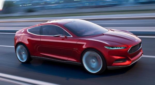 Mustang 2015 получит новые платформу, двигатель и внешность