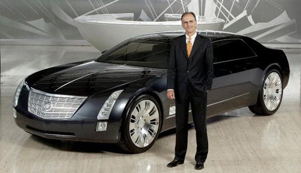Cadillac покажет колоссальный Sixteen