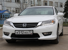 Honda Accord. ��� �� ��������