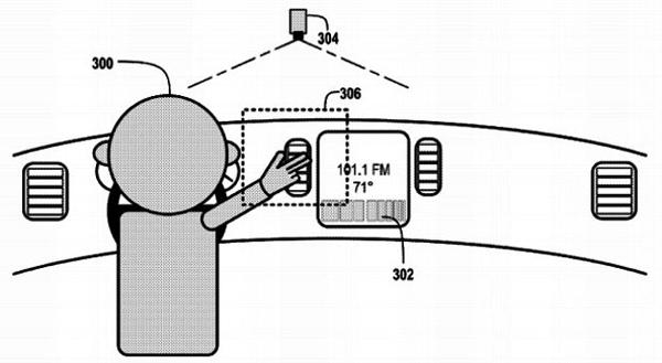 Google научит автомобили понимать жесты