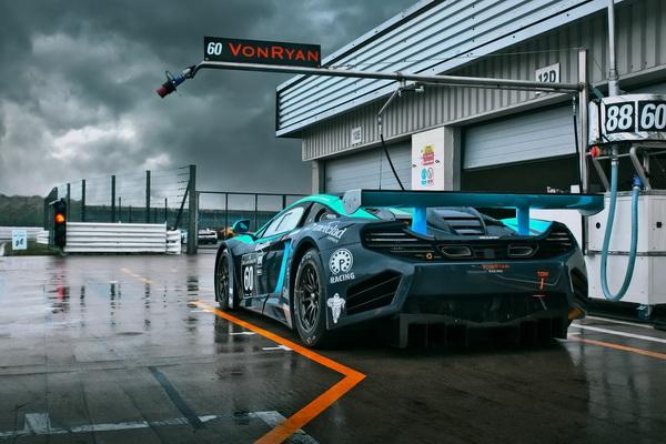 McLaren заменит дворники ультразвуком