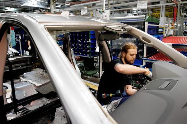 Volvo разработает для Geely субкомпактную платформу