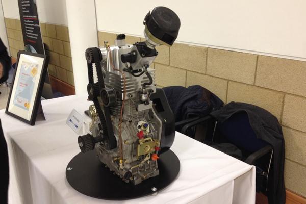 Британские ученые создали само-наддувный мотор для любого топлива
