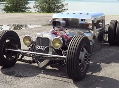 История одного хот-рода: Cutworm Ford Model A