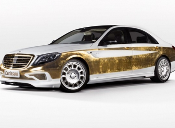 Королевский CS50 Versailees Edition от Carlsson