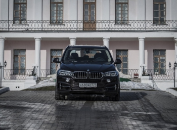 BMW X5 50i: Fun-Vee