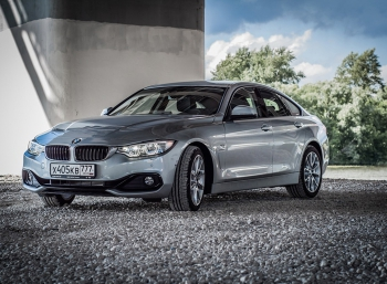 BMW 4-Series Gran Coupe: BMW 3-Series Gran Turis... Нет, постойте-ка