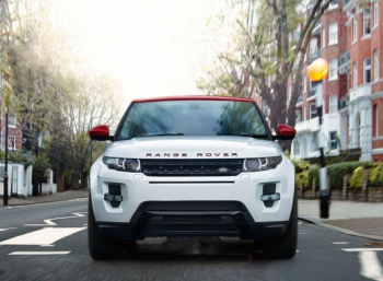 Спецверсия Range Rover Evoque London Edition доберется до России