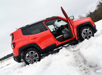 Jeep Renegade: фото с тест-драйва