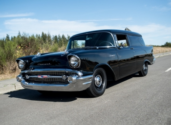 Chevy Sedan Delivery 1957 года: классика всегда в почете