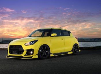 Kuhl Racing разозлили Suzuki Swift Sport