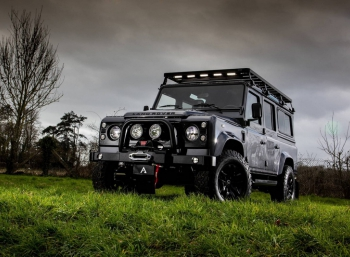 Land Rover Defender переродился в Recon D110 за 190 000 долларов