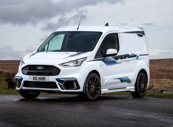 MS-RT приложили руку к Ford Transit Connect