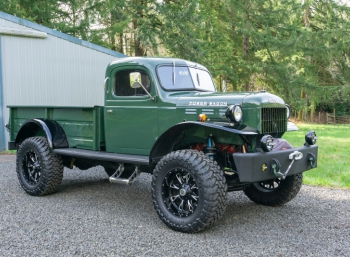 Рестомод Dodge Power Wagon пригодится в любой деревне