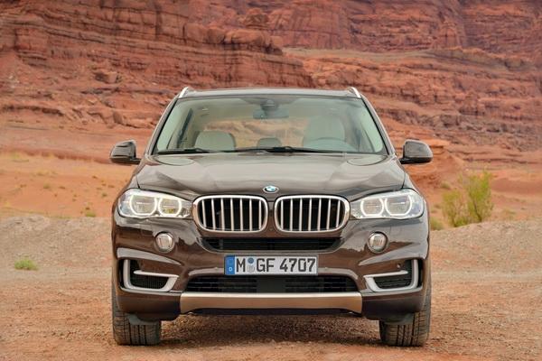 Смотреть В интернете рассекретили новый BMW X5 видео