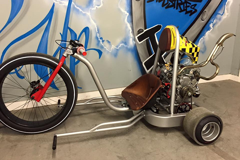 Велосипеды для дрифта как сделать