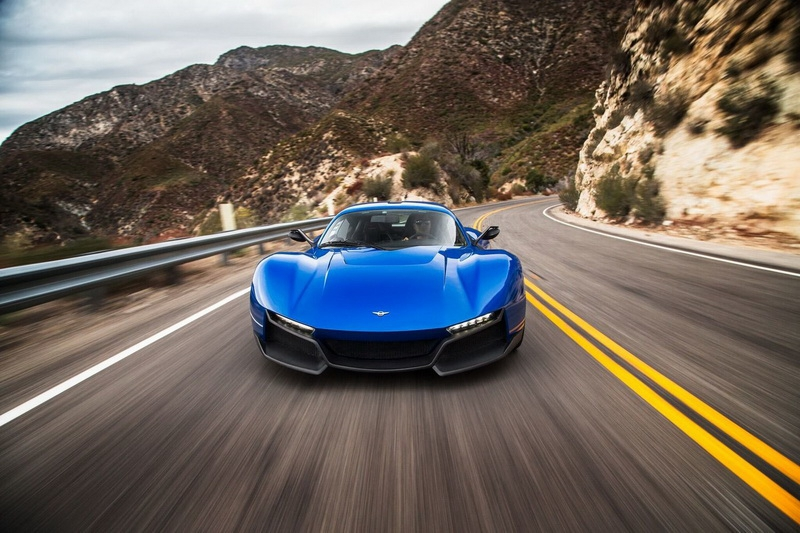 ВЛос-Анджелесе показали спорткар Rezvani Beast Alfa