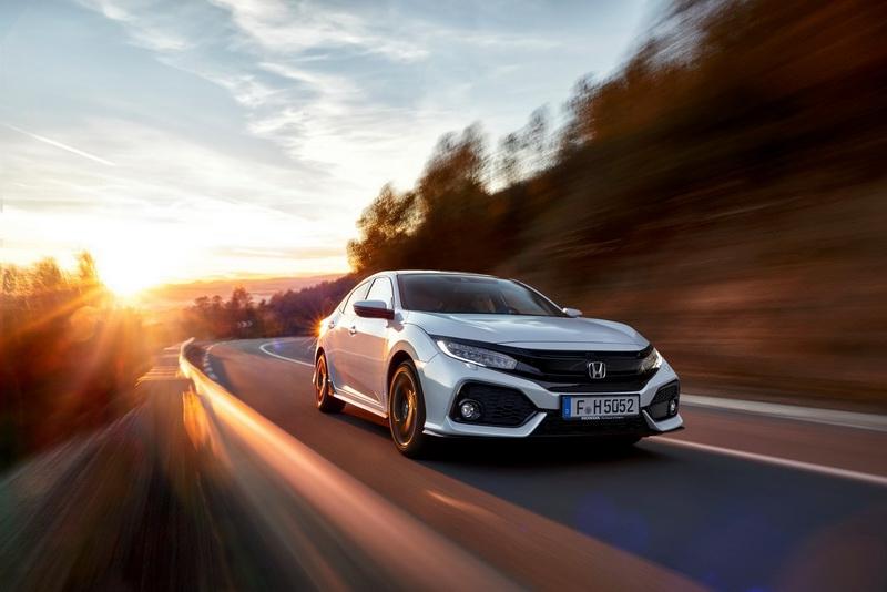 Обновленный тип Хонда Civic: характеристики истоимость
