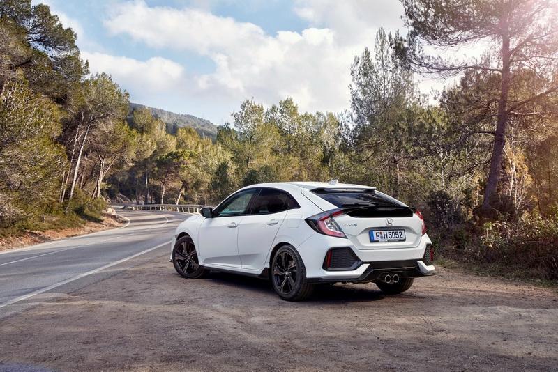 На рынке Британии появится Хонда Civic десятого поколения
