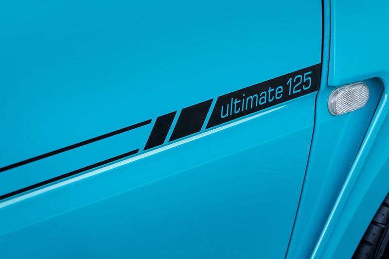 Brabus Ultimate 125 набазе нового Смарт Fortwo
