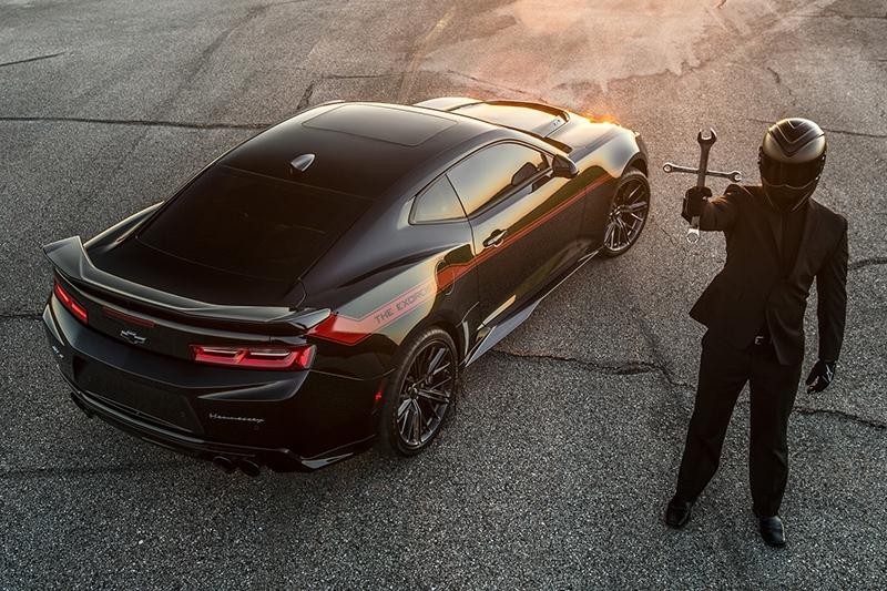 Hennessey Performance представлена обновленная версия Шевроле Camaro ZL1