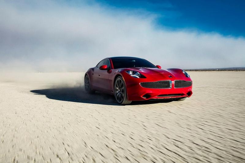 Супербыстрый электромобиль Karma Revero поступили впродажу официально class=