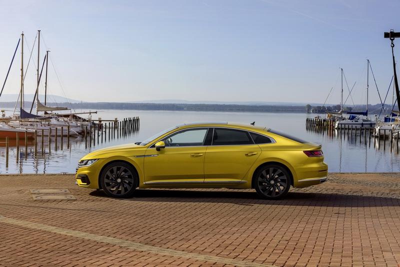 Объявлена официальная дата выхода VW Arteon в РФ