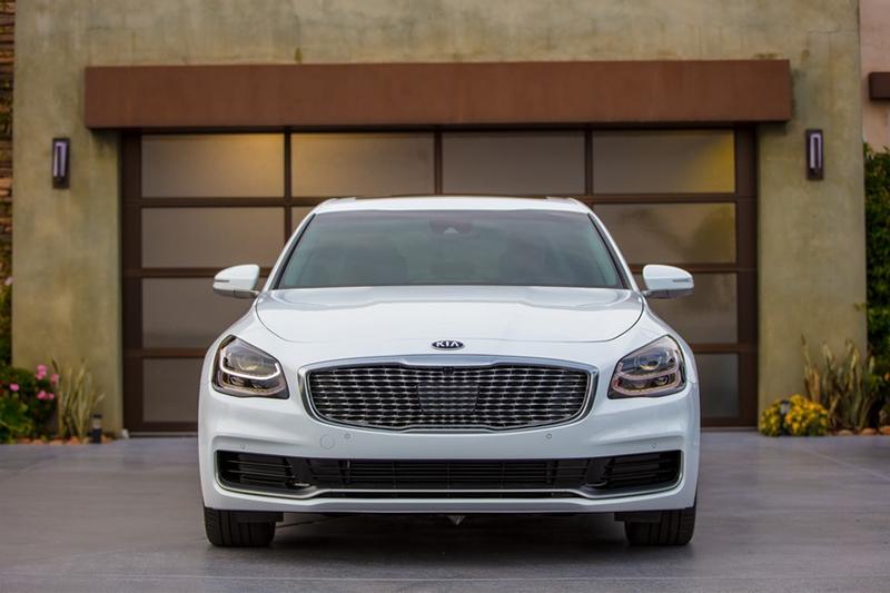 Компания Кия официально презентовала автомобиль Sportage