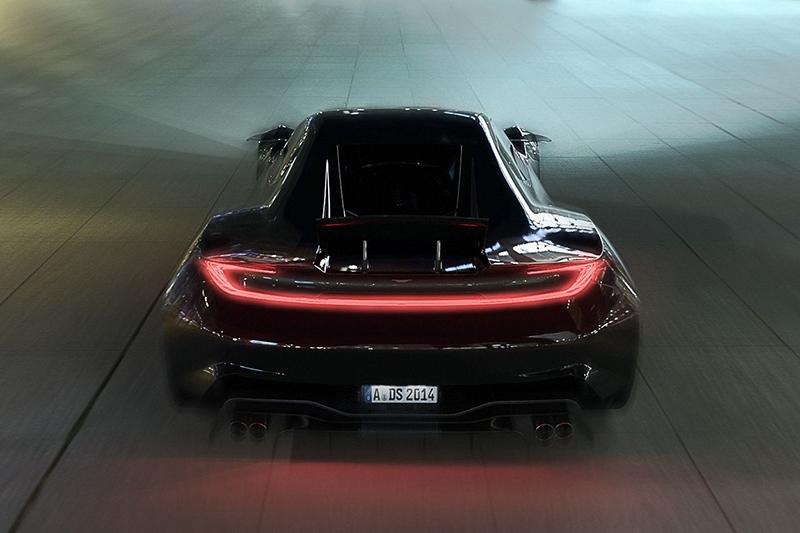 Гиперкар Aston Martin-Red Bull покажут вТоронто