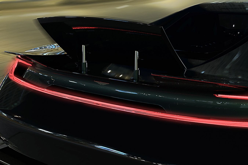 Aston Marin AM-RB 001 получит атмосферный мотор V12