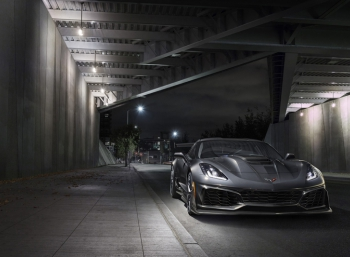 Раскрыт Chevrolet Corvette ZR1