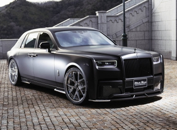 Wald International поколдовал над новым Rolls-Royce Phantom
